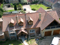 Construction Monitoring Home Gloucestershire (private client)