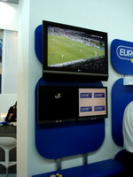 Eurobet wall display top